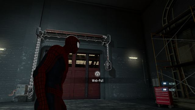 Open the gate - No one is safe! - Walkthrough - The Amazing Spider-Man 2 - Game Guide and Walkthrough