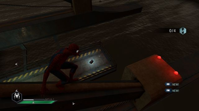 Eliminate the opponents from above - No one is safe! - Walkthrough - The Amazing Spider-Man 2 - Game Guide and Walkthrough