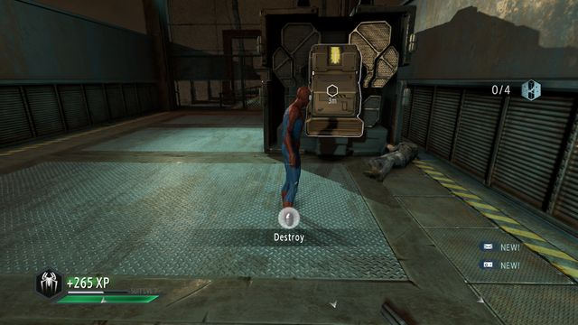 destroy the devices - No one is safe! - Walkthrough - The Amazing Spider-Man 2 - Game Guide and Walkthrough