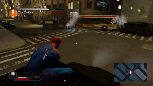 Meet up with Kraven - No one is safe! - Walkthrough - The Amazing Spider-Man 2 - Game Guide and Walkthrough