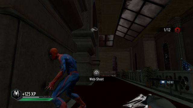 Deactivate the camera - Claws of the cat! - Walkthrough - The Amazing Spider-Man 2 - Game Guide and Walkthrough