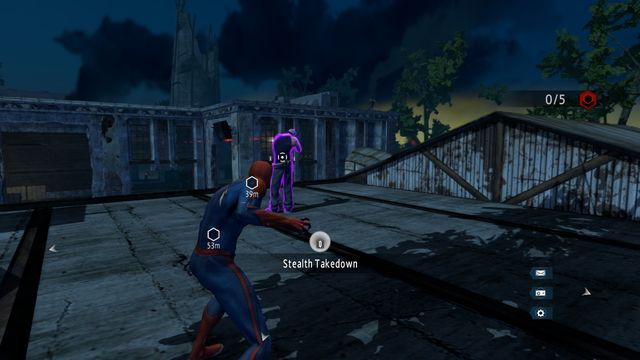 A sniper on the roof - The Kingpin of crime! - Walkthrough - The Amazing Spider-Man 2 - Game Guide and Walkthrough