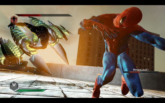 The incoming enemy - The Green Goblin! - Walkthrough - The Amazing Spider-Man 2 - Game Guide and Walkthrough