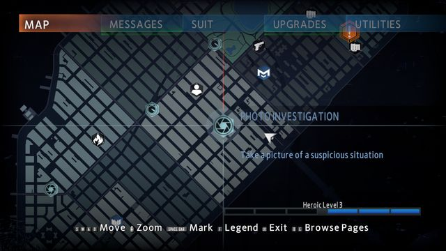 Investigations - Photo Investigation - Side missions - The Amazing Spider-Man 2 - Game Guide and Walkthrough