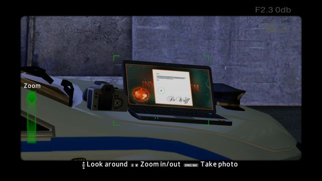 take a photo of the laptop - Photo Investigation - Side missions - The Amazing Spider-Man 2 - Game Guide and Walkthrough
