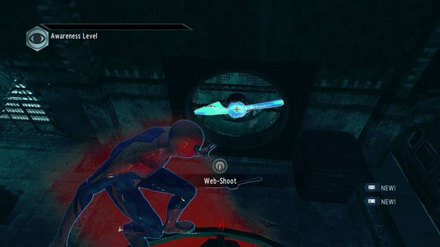 Stop the fan - Hideouts - Side missions - The Amazing Spider-Man 2 - Game Guide and Walkthrough