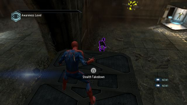 Collect the outfit - Hideouts - Side missions - The Amazing Spider-Man 2 - Game Guide and Walkthrough