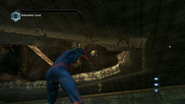 A catch - Hideouts - Side missions - The Amazing Spider-Man 2 - Game Guide and Walkthrough