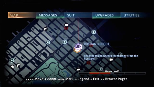 Location #5 - Hideouts - Side missions - The Amazing Spider-Man 2 - Game Guide and Walkthrough