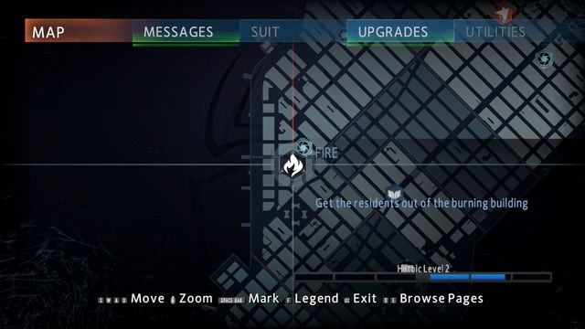 Fires - Optional missions - The Amazing Spider-Man 2 - Game Guide and Walkthrough