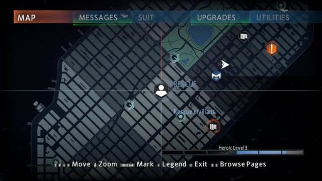 Rescue - Optional missions - The Amazing Spider-Man 2 - Game Guide and Walkthrough
