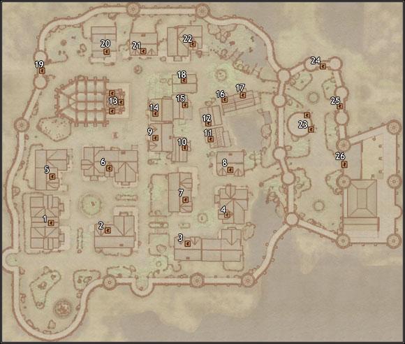 Map apr search
