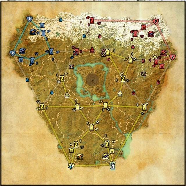 The Elder Scrolls Online Game Guide Walkthrought