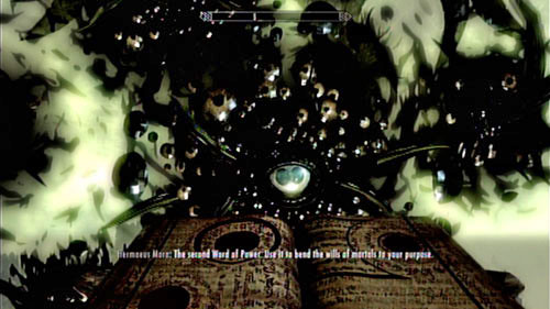 skyrim demon of knowledge