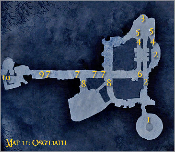 lord of the rings conquest pc maps