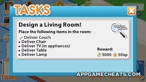 Design This Home Game home decoration game Design This Home Cheats Hack 2