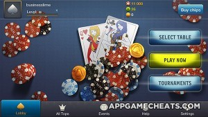 Play poker tournament online with friends