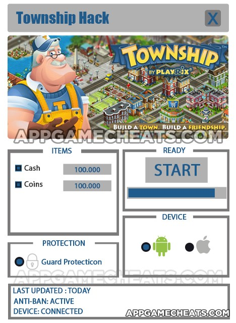 <b>Township Cheats</b> &amp; Hack for Cash &amp; Coins - AppGameCheats ...