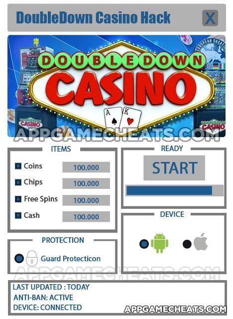 Double down casino online hack tool casino blackjack rules
