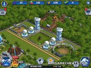 Jurassic World Game Cheats And Hack For Cash Dna Food Comprehensive