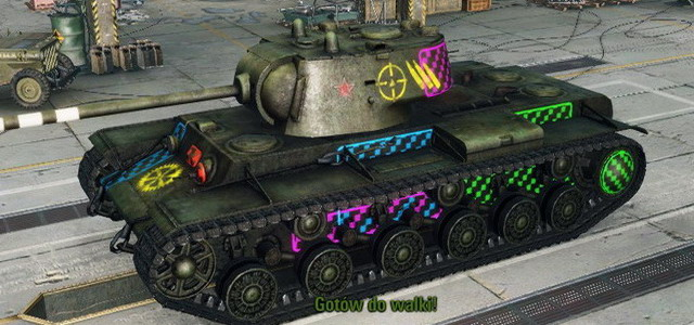 wot mod for ammo rack