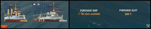 At the bottom of the screen you will find icons of all the ships you have - The port - Game interface - World of Warships - Game Guide and Walkthrough