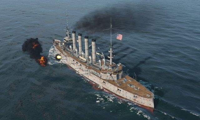 St. Luis is definitely the best tier III warship. - First warships - For beginners - World of Warships - Game Guide and Walkthrough