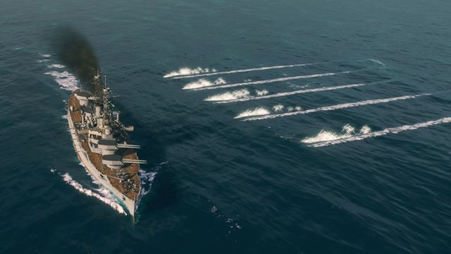 Torpedoes are the greatest threat to battleships. - Battleships - Warship types - World of Warships - Game Guide and Walkthrough