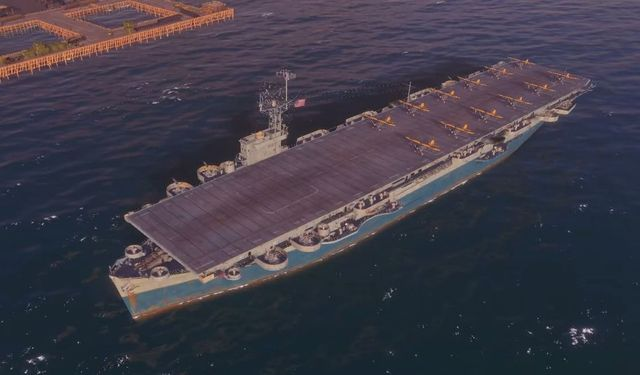 Aircraft carriers are slow and badly armored, it makes them a perfect target for enemy destroyers and cruisers. - Aircraft carriers - Warship types - World of Warships - Game Guide and Walkthrough