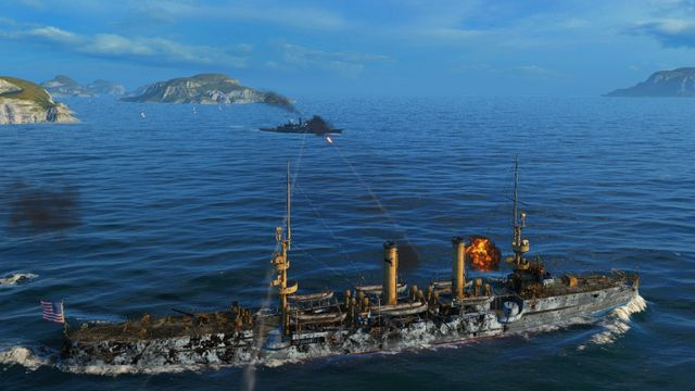 Premium ships have slightly worse statistics than their regular counterparts, but have many other advantages - Premium ships - Warship types - World of Warships - Game Guide and Walkthrough