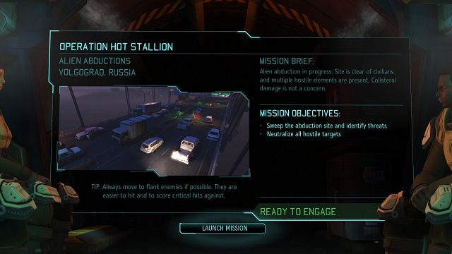 Final preparations before the mission - Movement - Turn-based combat system - XCOM: Enemy Unknown - Game Guide and Walkthrough