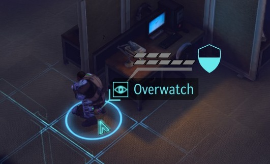Enabling the Overwatch mode, your soldier will not be defenseless during the enemy activity - Detecting the opponent - Turn-based combat system - XCOM: Enemy Unknown - Game Guide and Walkthrough