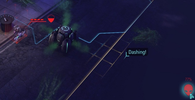 Hovering your mouse over the alien head icon will show him to us on the main screen - Detecting the opponent - Turn-based combat system - XCOM: Enemy Unknown - Game Guide and Walkthrough