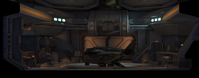 The next location that should be noted is the hangar - Hangar - XCOM Base - XCOM: Enemy Unknown - Game Guide and Walkthrough