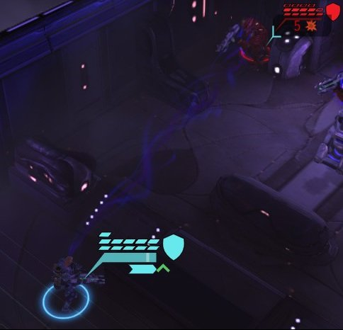 Mindfray in use. Not very spectacular, but very effective. - Psionics - Team and classes - XCOM: Enemy Unknown - Game Guide and Walkthrough