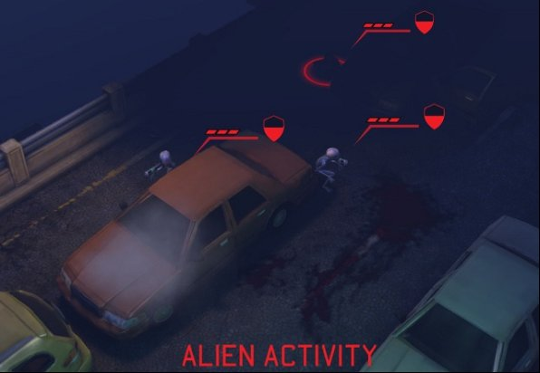 Immediately after discovering the XCOM team, the aliens occupy defensive positions. - Tactics - How to play to win - XCOM: Enemy Unknown - Game Guide and Walkthrough