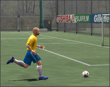 If you want to slow down the pace, press [C] - Dribbling - Movement - 2006 FIFA World Cup Germany - Game Guide and Walkthrough