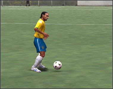 I must add, that by pressing [Q] you can give an order to run to the rival's goal - Passes - Movement - 2006 FIFA World Cup Germany - Game Guide and Walkthrough