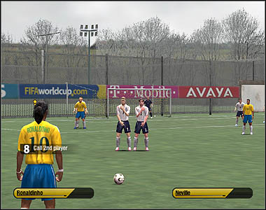 Corners - Free kicks, corners and penalties - Movement - 2006 FIFA World Cup Germany - Game Guide and Walkthrough