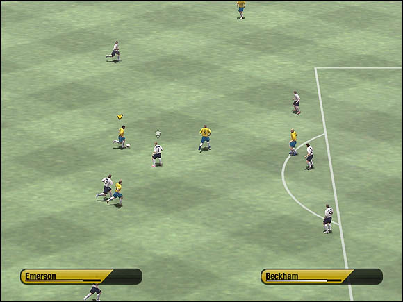 1 - Shots from a distance - Tactical solutions - 2006 FIFA World Cup Germany - Game Guide and Walkthrough