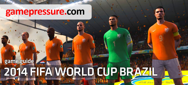 Guide to the 2014 FIFA World Cup is an extraordinary source of information about the most popular football series, FIFA, which is dedicated to the World Cup taking place in Brazil - 2014 FIFA World Cup Brazil - Game Guide and Walkthrough