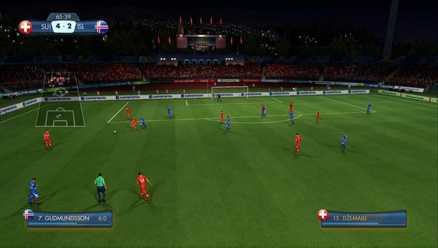Iceland is a sensation of all qualifiers and there is also a challenge dedicated for this small country. - Europe - Story of Qualifying - challenges - 2014 FIFA World Cup Brazil - Game Guide and Walkthrough