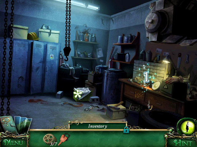 Read newspaper and then approach another scene with hidden object [1] - City streets - Main storyline - 9 Clues: The Secret of Serpent Creek - Game Guide and Walkthrough