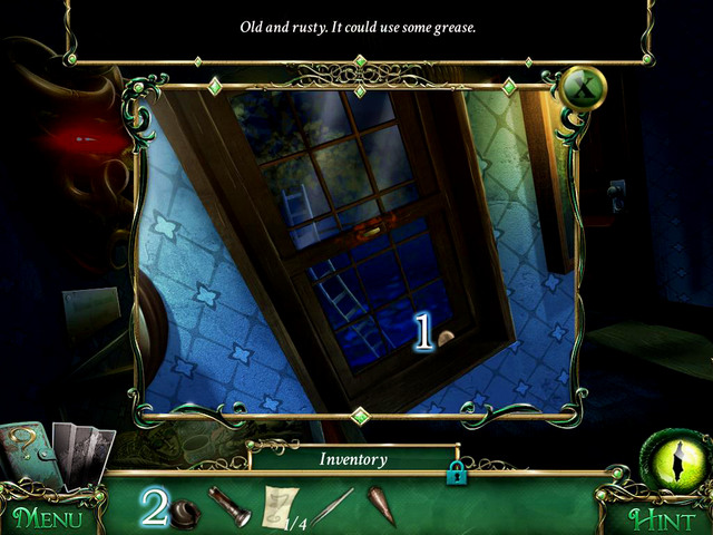 Then head for the window - Museum - Main storyline - 9 Clues: The Secret of Serpent Creek - Game Guide and Walkthrough