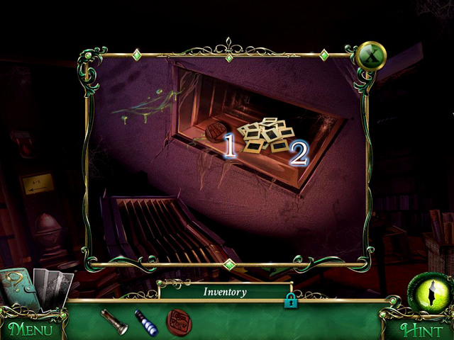 With Wheel Axle you can repair a ladder by adding a broken wheel - Library - Main storyline - 9 Clues: The Secret of Serpent Creek - Game Guide and Walkthrough