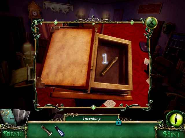 Using seals, you can open a book on left - Library - Main storyline - 9 Clues: The Secret of Serpent Creek - Game Guide and Walkthrough
