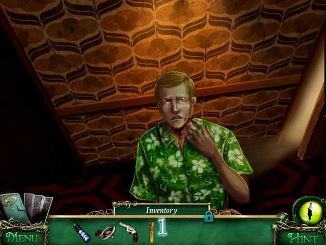 Give Antidote [1] to Owen, take Lighthouse Key from him and head for Garage - Mansion - Main storyline - 9 Clues: The Secret of Serpent Creek - Game Guide and Walkthrough