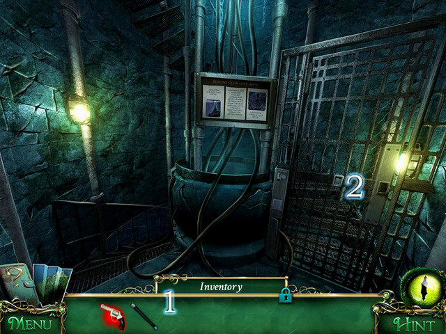 Return upstairs - Lighthouse - Main storyline - 9 Clues: The Secret of Serpent Creek - Game Guide and Walkthrough