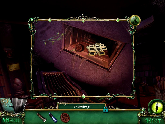 Reading section: in the open ventilation shaft - Collectibles - Collectibles and puzzles - 9 Clues: The Secret of Serpent Creek - Game Guide and Walkthrough
