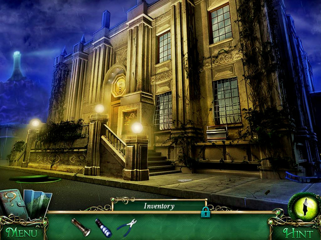 Museum: on the stairs - Clues - Collectibles and puzzles - 9 Clues: The Secret of Serpent Creek - Game Guide and Walkthrough